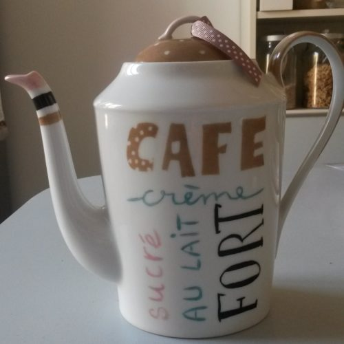 cafetiere graphik