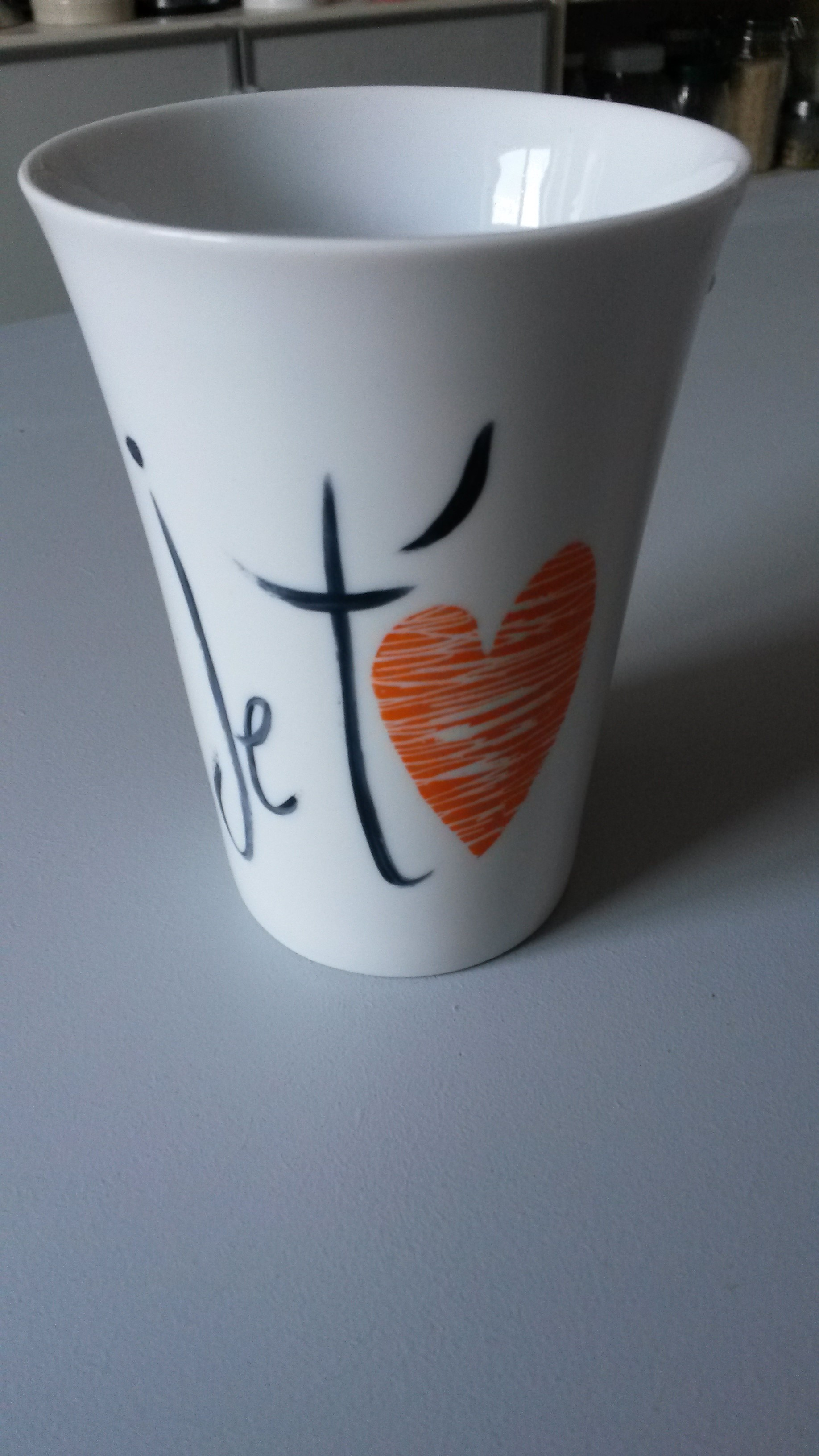 Mug porcelaine Papa