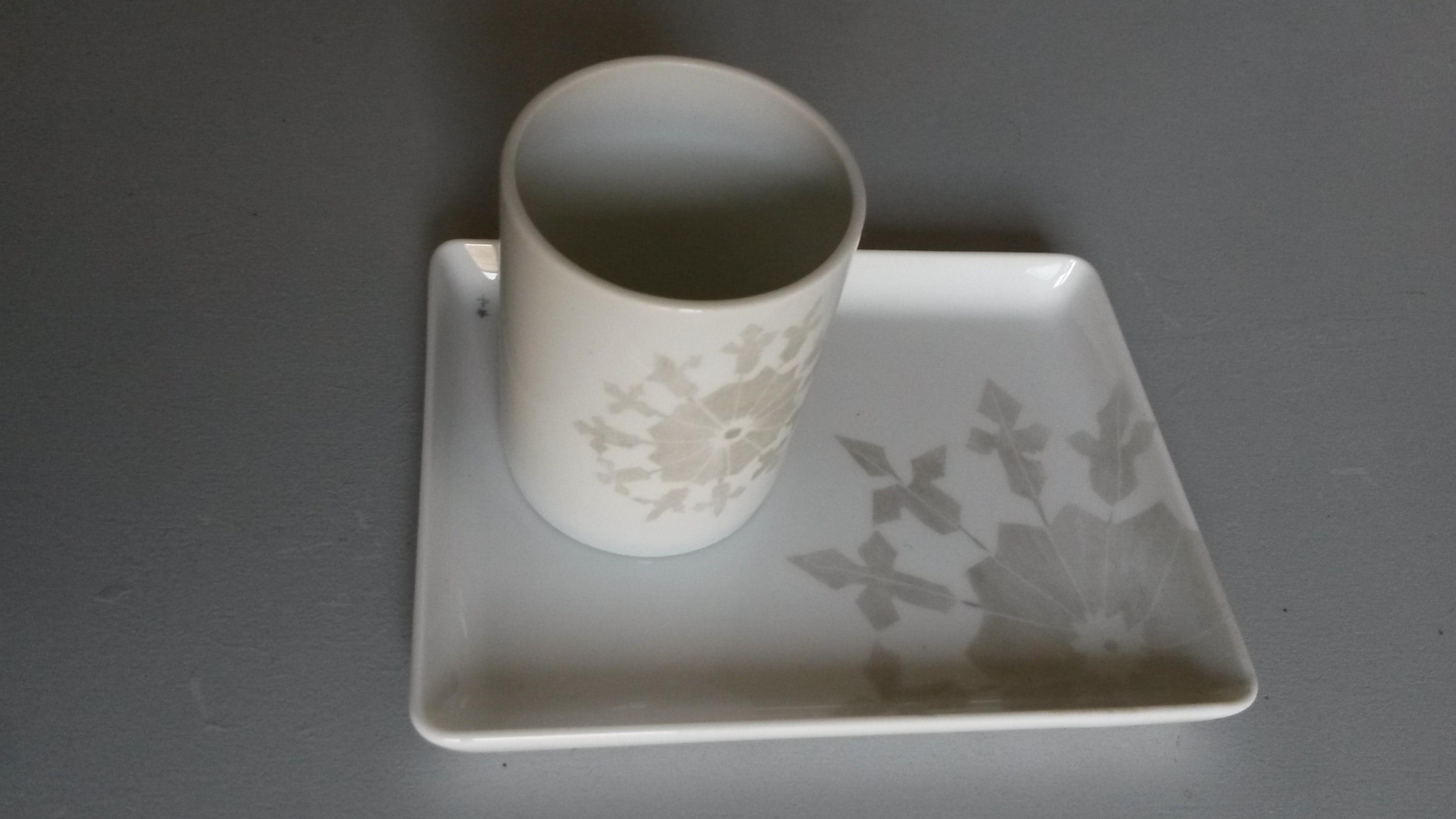 plat-sushi porcelaine