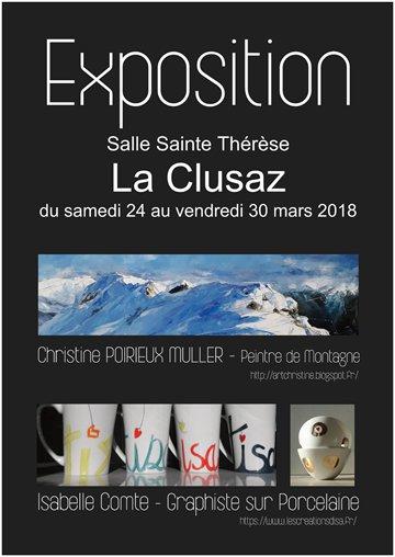 expo vente La CLusaz