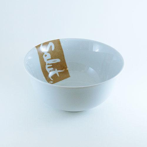 bol à céréales en porcelaine